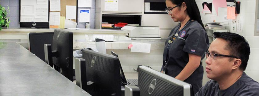Electronic Health Records at the Maricopa County Correctional Health Facility