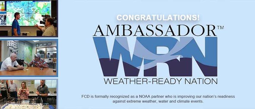 We Are a 'Weather-Ready Nation' Ambassador for NOAA