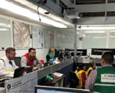Emergency Operations Center March 16 update