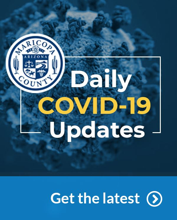 Maricopa County Daily COVID-19 Updates